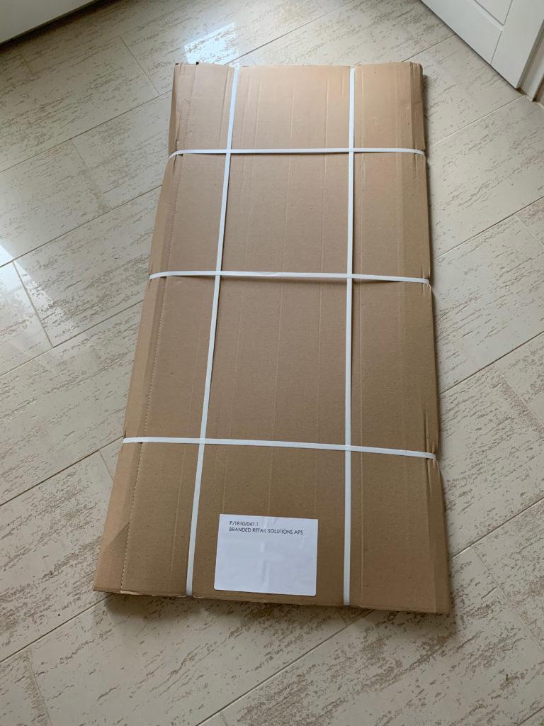 Flatpacked L Model